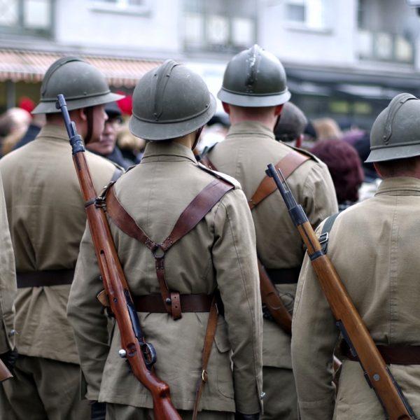 """""""Nagy Háború"""" – az I. világháború befejezésének 100. évfordulója"""